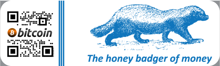 Honeybadger-proof